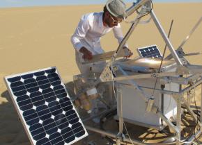solar sinter