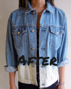 denim refinery after