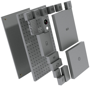 phonebloks: a new type of mobile phone